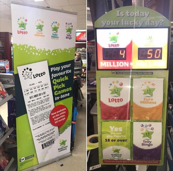 National Lottery draws on CBE EPoS