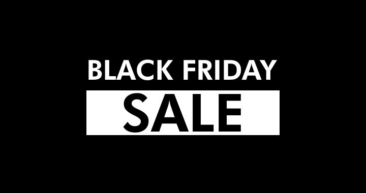 Read more about the article Are you ready for black Friday