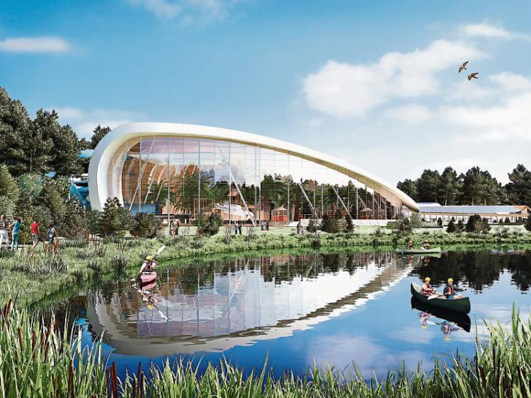 CBE join forces with Center Parcs Ireland.