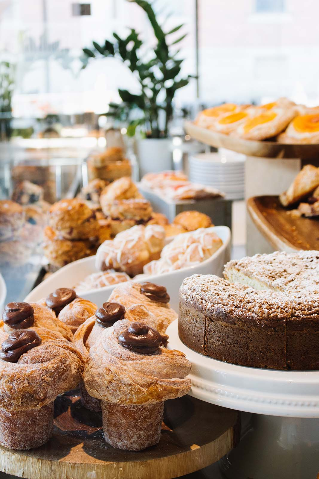 Read more about the article Bakery/Coffee Shops