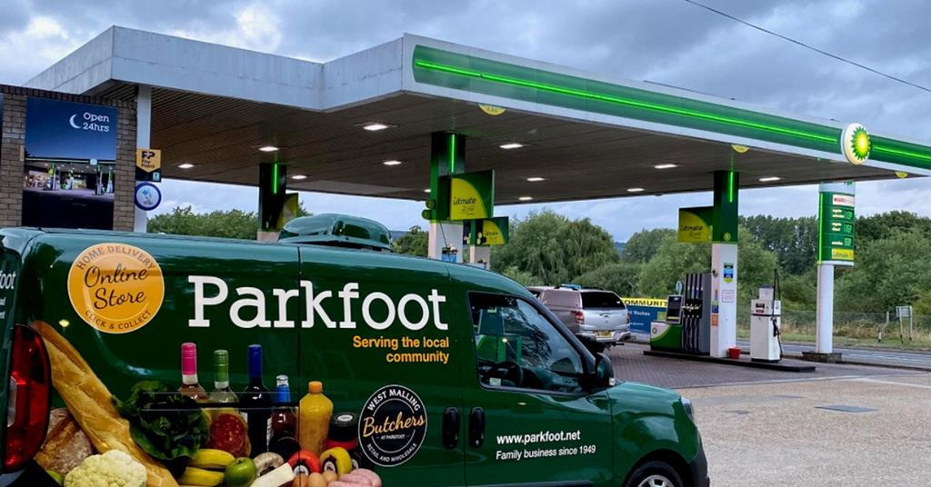 Spar Parkfoot wins 'Best Forecourt Innovation' Award