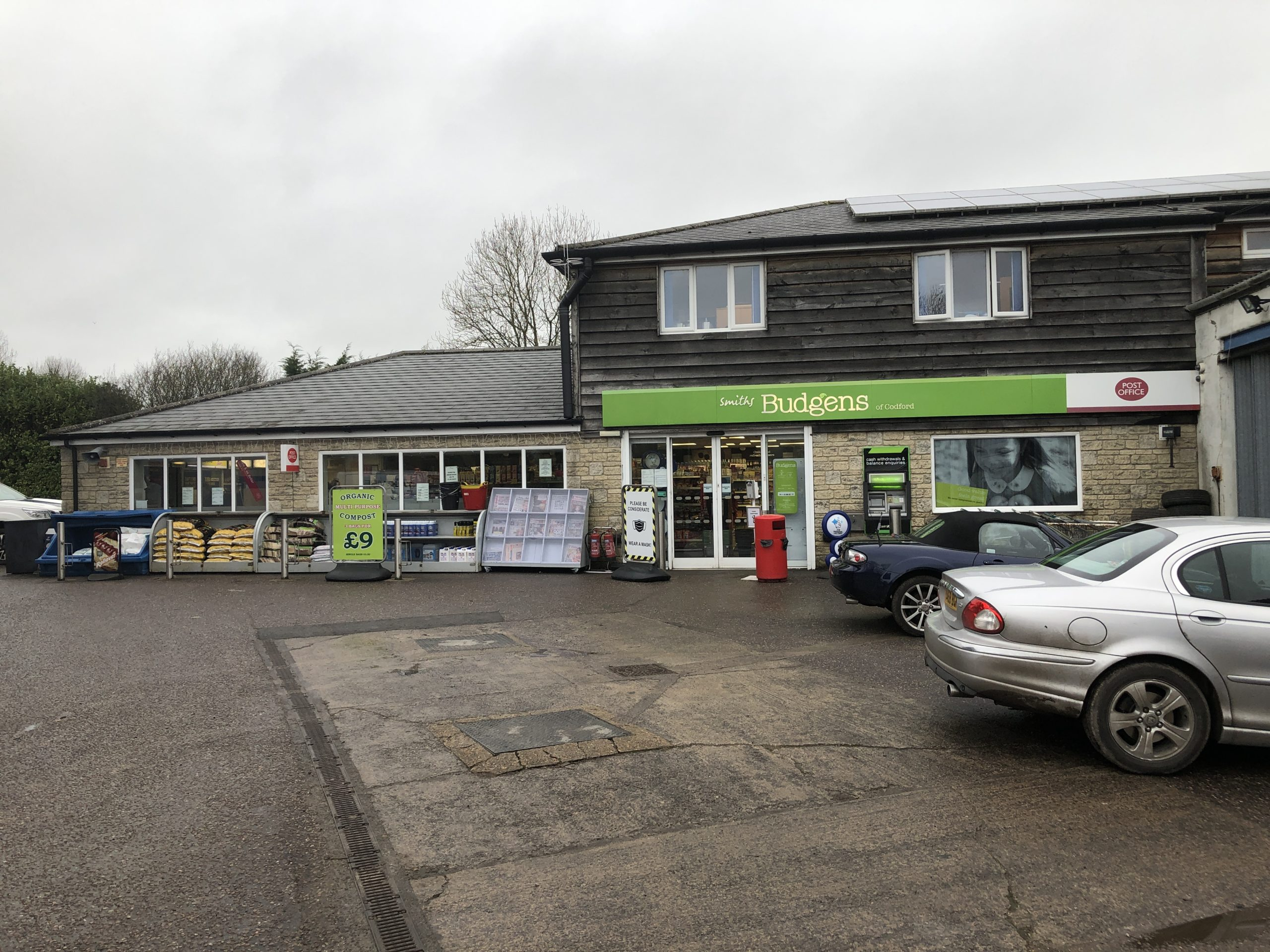 Smiths Budgens – Warminster