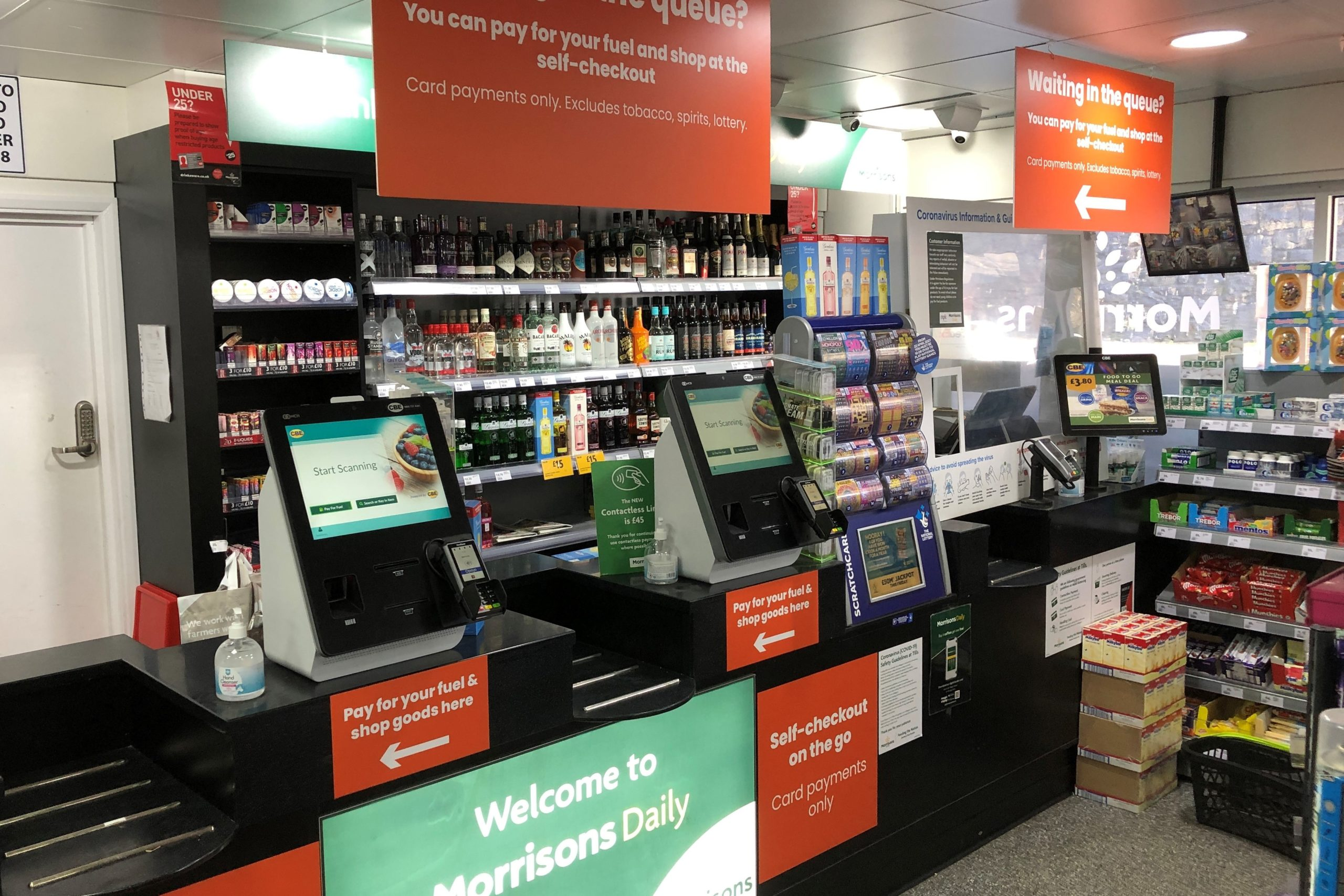 Read more about the article CBE and NCR holding 'Panel Discussion Webinar' for Fuel & Convenience Retailers on July 15th