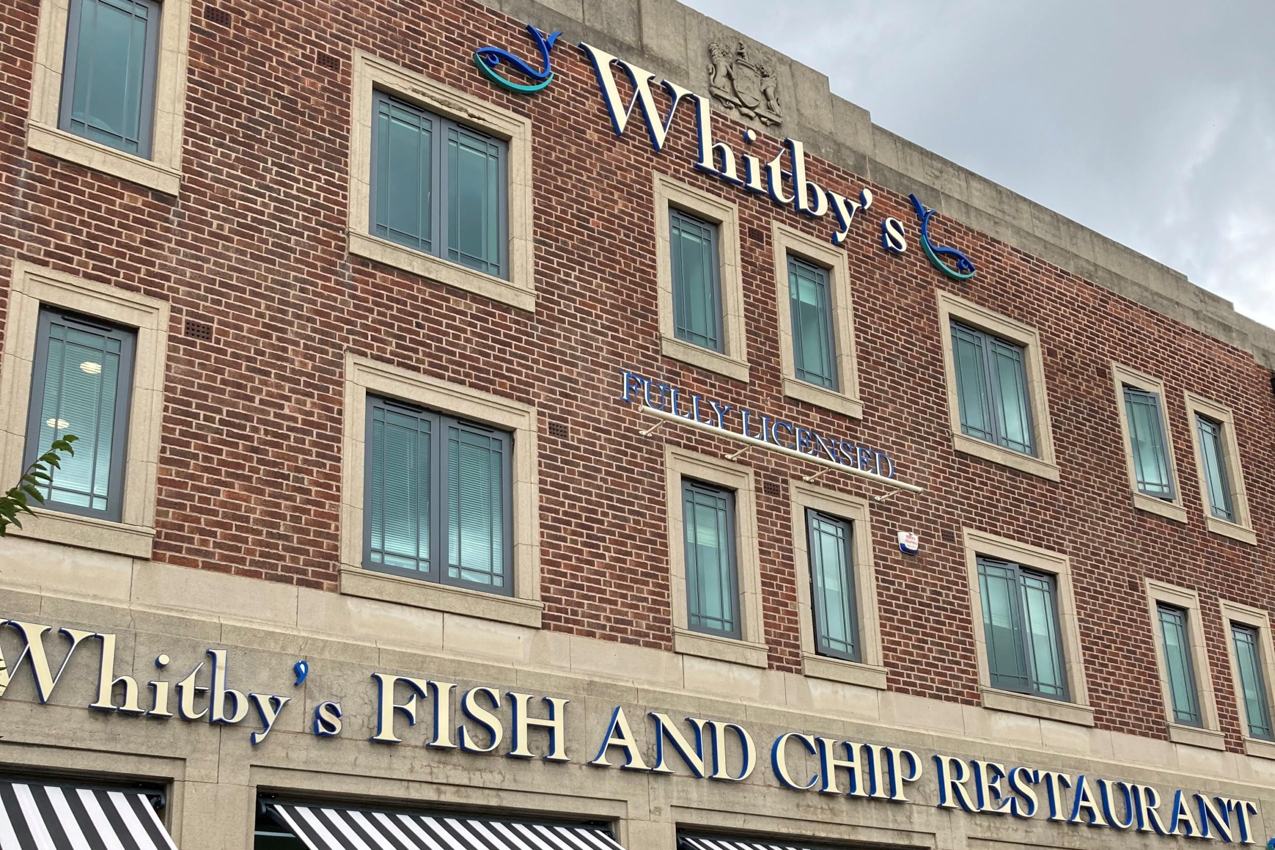 Read more about the article Whitby's Fish & Chips